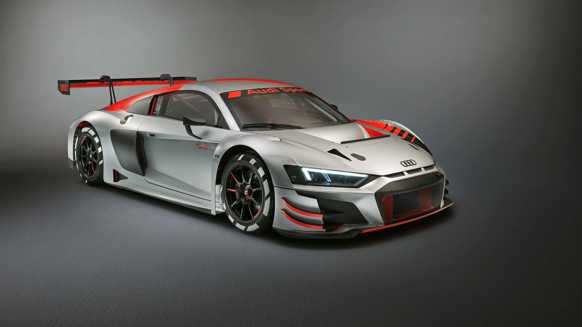 New Evolution Audi R8 LMS GT3 Makes Paris Debut