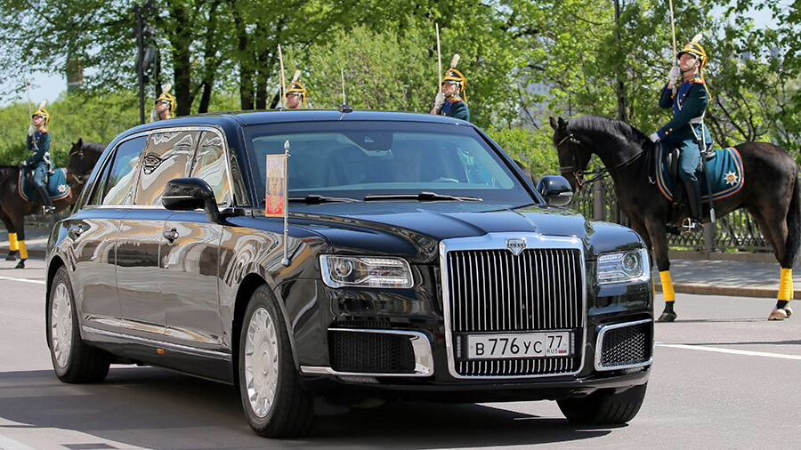 4 Presidential Vehicles And The Heads Of State Who Ride In Them