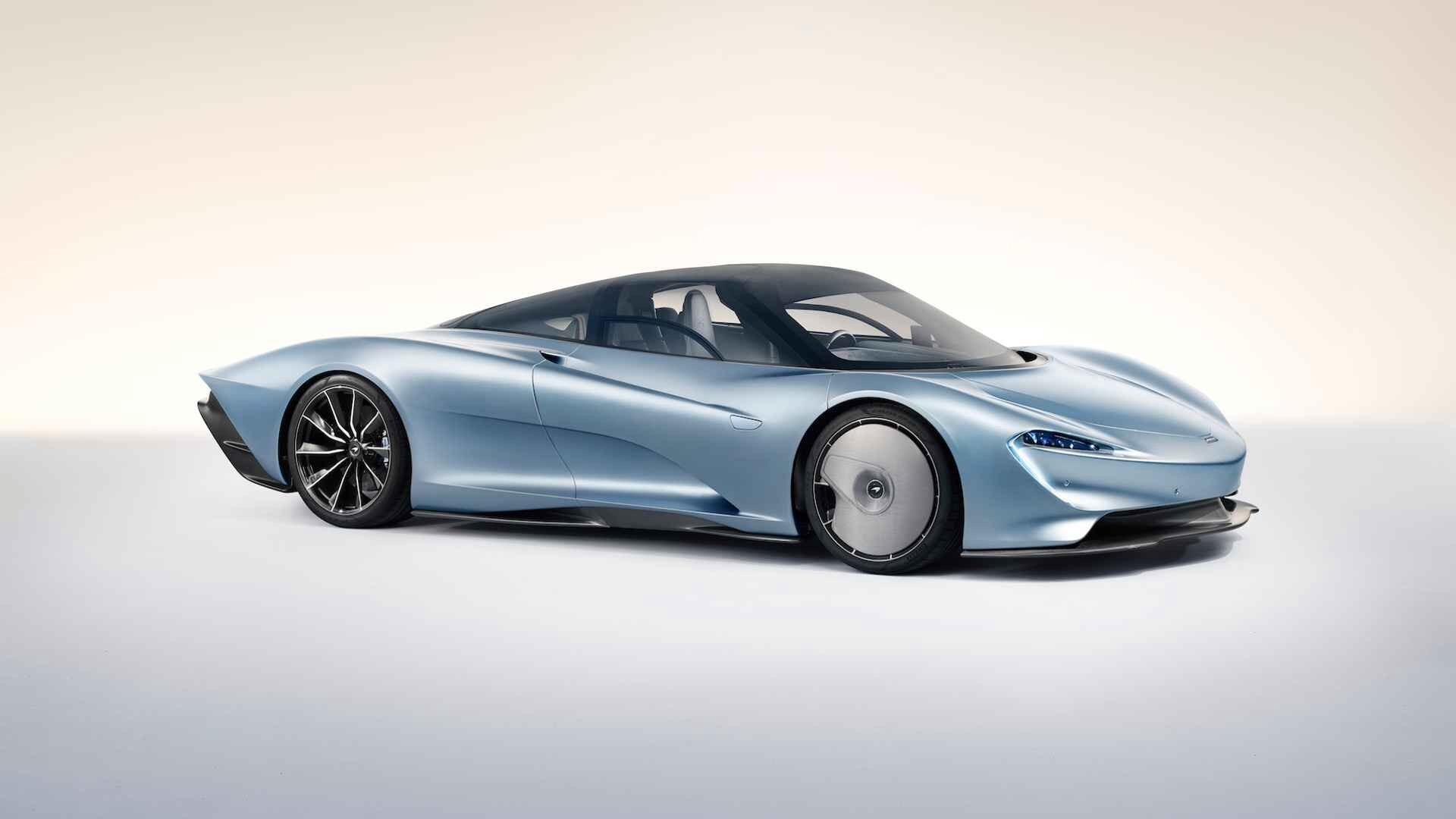 McLaren Speedtail Unveiled: Heir To The Throne