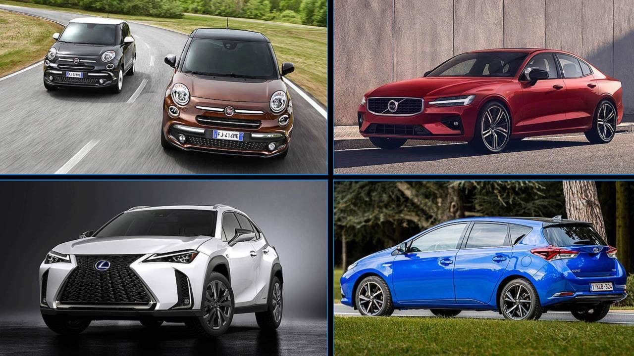13 Automakers That Have Completely Ditched Diesel