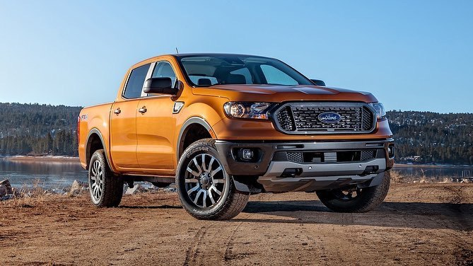 Ford has revealed the 2019 Ranger pick up for the North American market recently