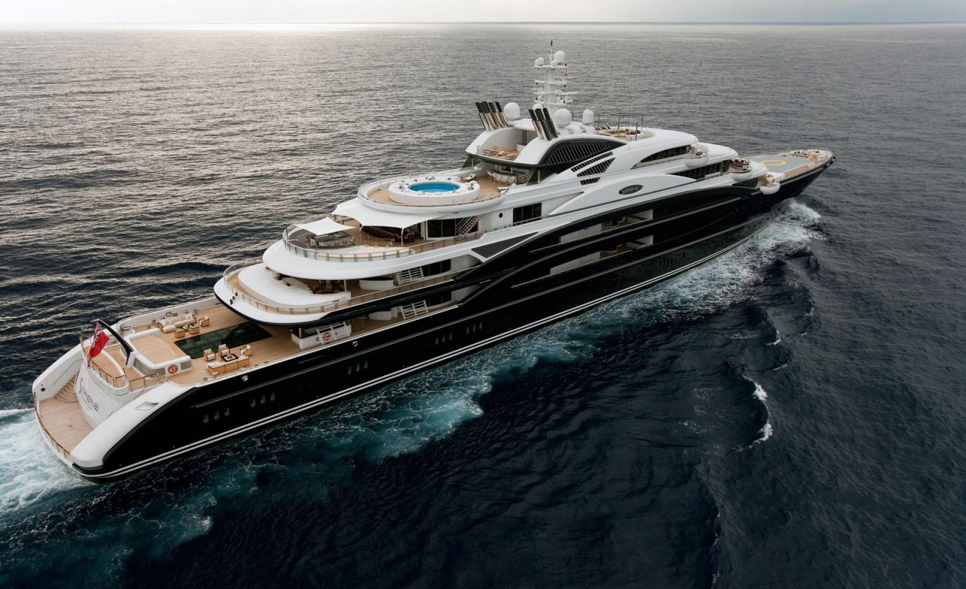 Yacht for 439.30ft