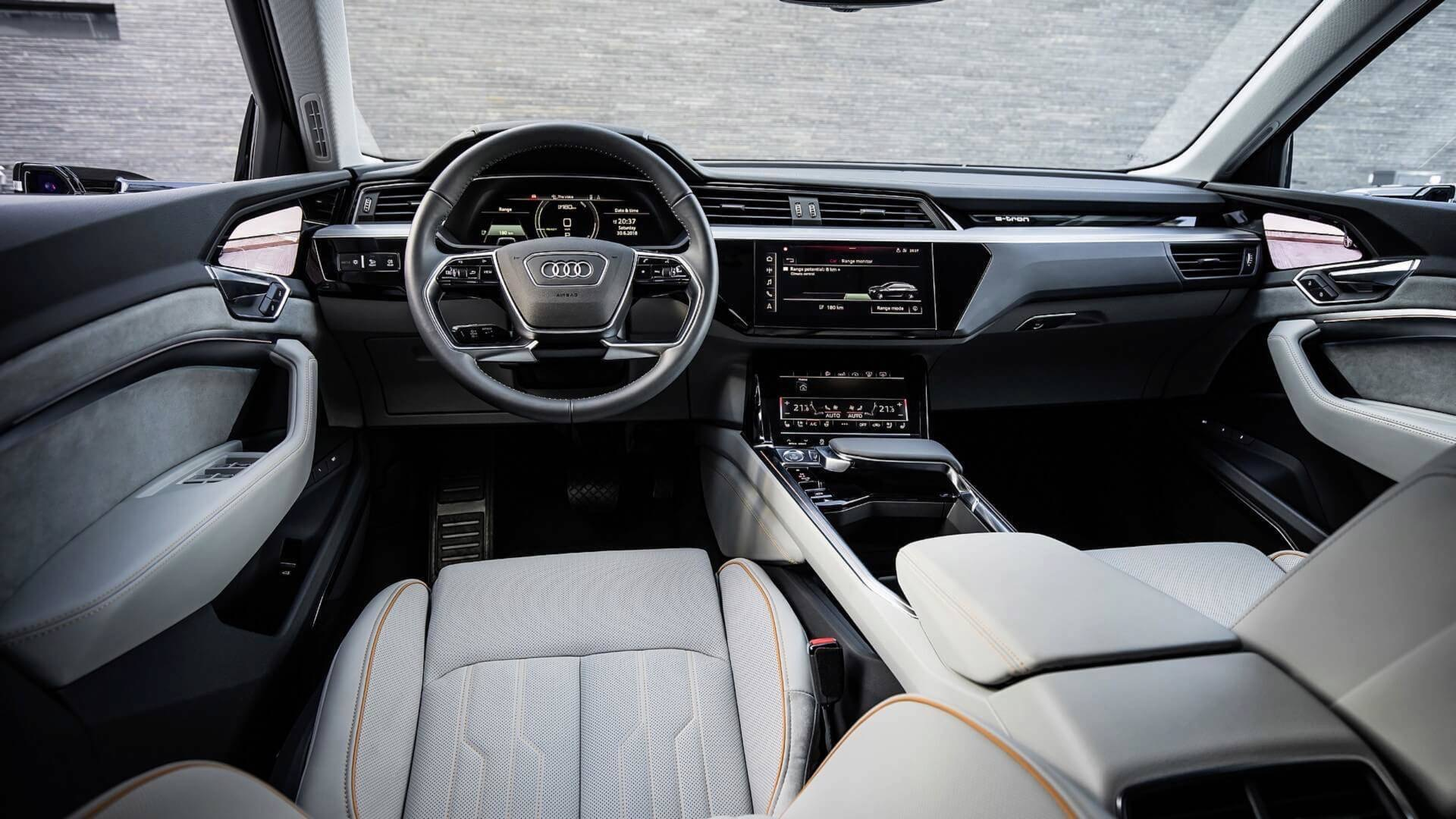 2019 Audi E-Tron To Premiere On September 17 In San Francisco