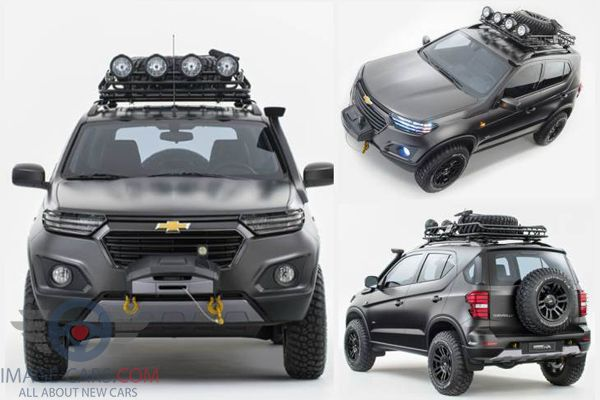 Reiew of Chevrolet Niva of 2018 year