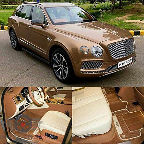 Review of Bentley Bentayga of 2017 year