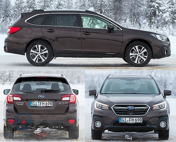 Review of Subaru Outback of 2018 year
