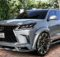 Front Left side of Lexus LX 570 of 2018 year