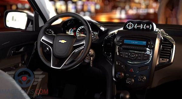 Salon view of Chevrolet Niva of 2018 year