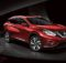 Front Right side of Nissan Murano of 2018 year