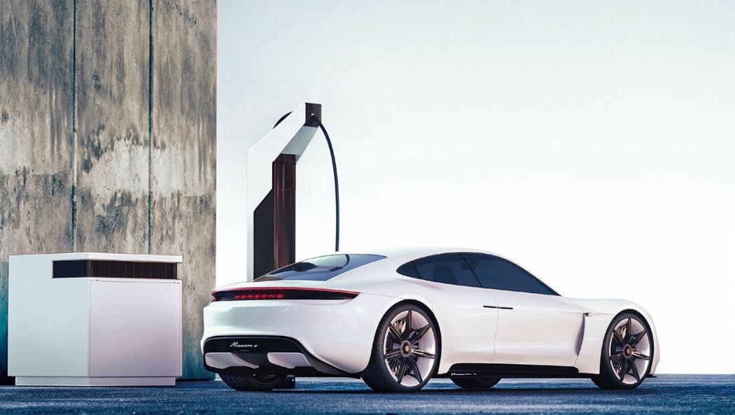 Porsche Claims It Can Cut In Half Tesla's Charging Times