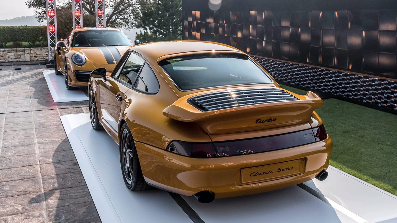 ​​Porsche Project Gold This Porsche 911
