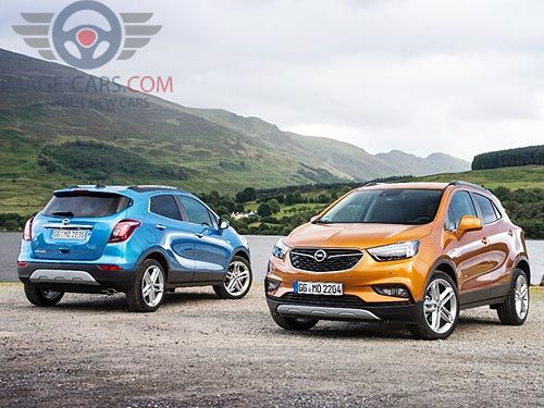 Review of Opel Mokka of 2018 year