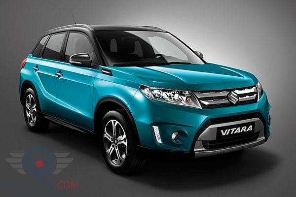Front Right side of Suzuki Grand Vitara of 2018 year